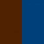 הכחולים  <<-->>  החומים